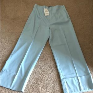 Zara size L pants NWT